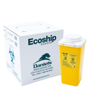 D4 Ecoship Sharps Container Kit Small
