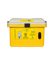 S14 Sharpsmart Access Plus Sharps Container
