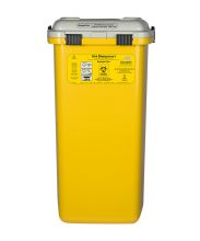 S64 Sharpsmart Access Plus Sharps Container
