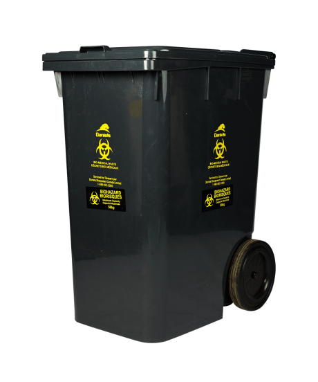360 Litre Biomedical Waste Container
