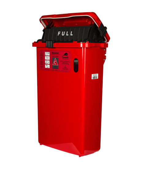 CT32 Chemosmart Cytotoxic Waste Container