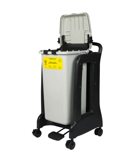 M64 Biomedical Waste Container