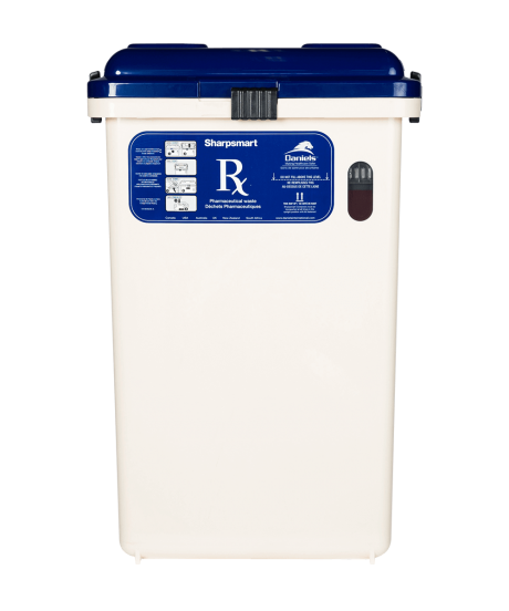 P32 Pharmasmart Pharmaceutical Waste Container