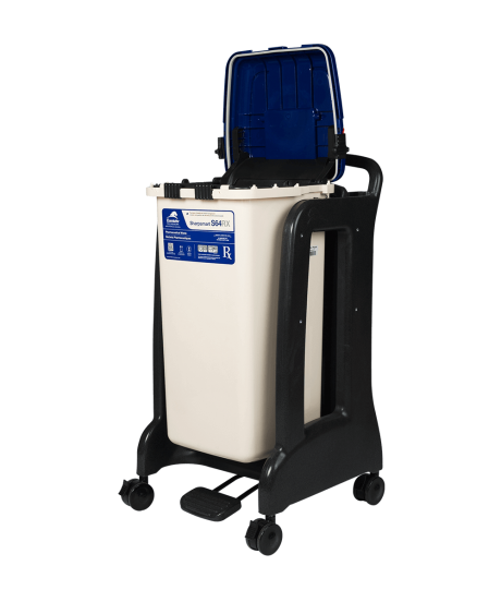 Accessmart Cart with P64 Pharmasmart