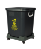 Dolly Featuring 106L Biomedical Waste Container